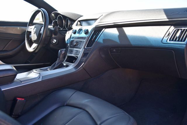 2012 Cadillac CTS Coupe RWD Naugatuck, Connecticut 9