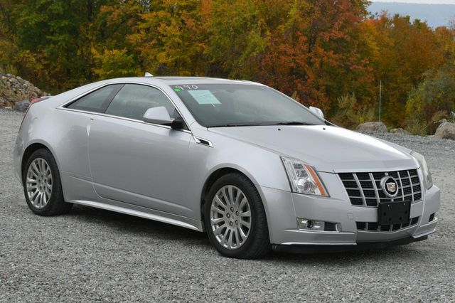 2012 Cadillac CTS Coupe Premium Naugatuck, Connecticut 6