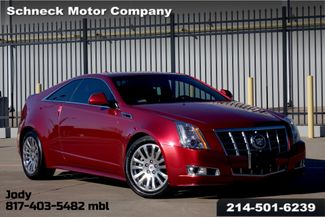 2012 Cadillac CTS Coupe Performance in Plano, TX 75093