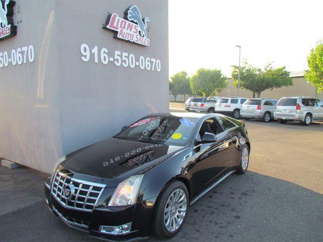 2012 Cadillac CTS Coupe Premium in Sacramento, CA 95825