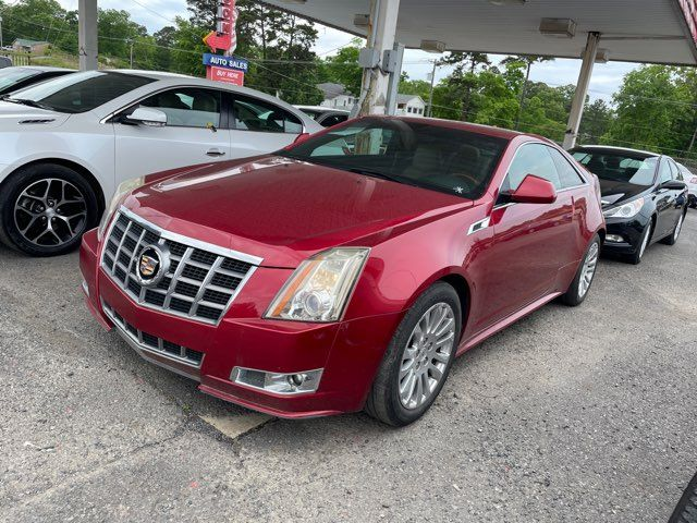 2012 Cadillac CTS 3.6 - John Gibson Auto Sales Hot Springs in Hot Springs Arkansas