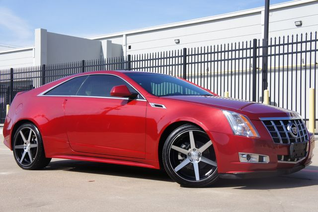 "2012 Cadillac CTS 3.6 Performance * NAV * 20"" Wheels * BU Cam * BOSE"