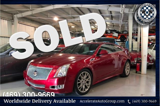 2012 Cadillac CTS 3.6 in Rowlett