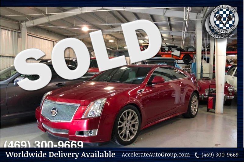2012 Cadillac CTS 3.6 in Rowlett Texas