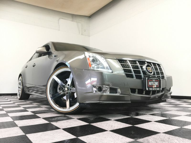 2012 Cadillac CTS Sedan *Affordable Financing* | The Auto Cave in Addison