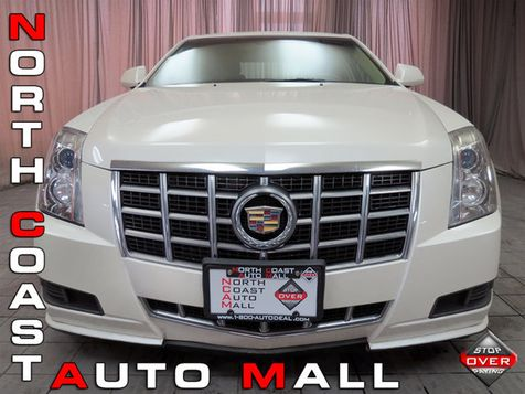 2012 Cadillac CTS Sedan Luxury in Akron, OH