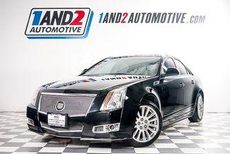2012 Cadillac CTS Sedan Performance in Dallas TX