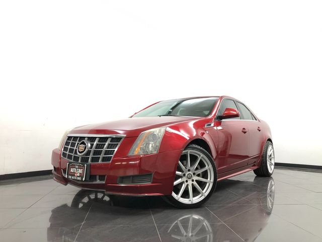 2012 Cadillac CTS Sedan *Get APPROVED In Minutes!* | The Auto Cave in Dallas