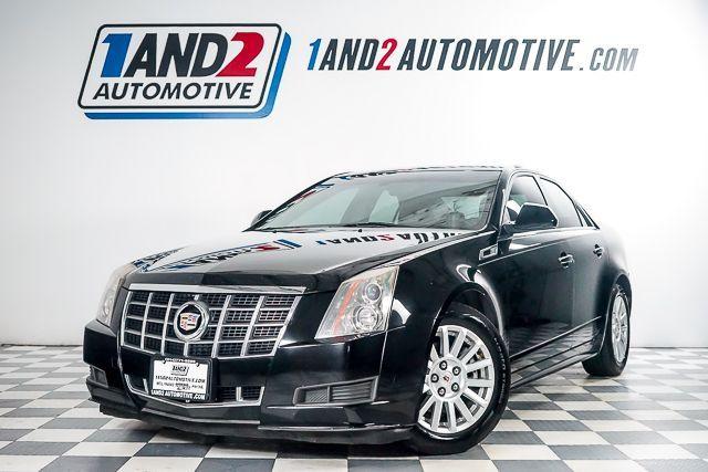 2012 Cadillac CTS Sedan Luxury in Dallas TX