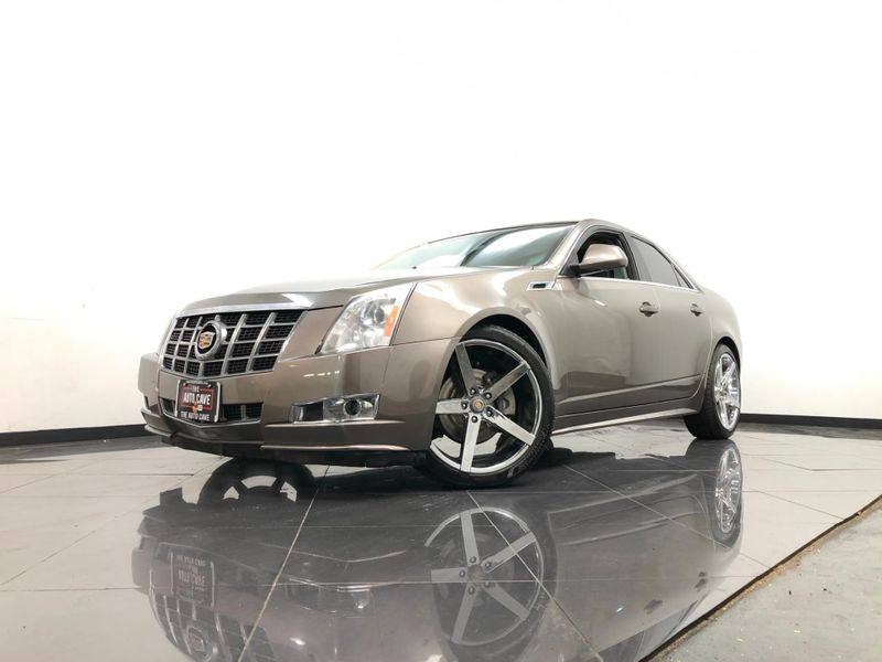 2012 Cadillac CTS Sedan *Affordable Financing* | The Auto Cave in Dallas