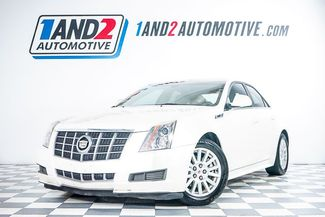 2012 Cadillac CTS Sedan Luxury in Dallas TX