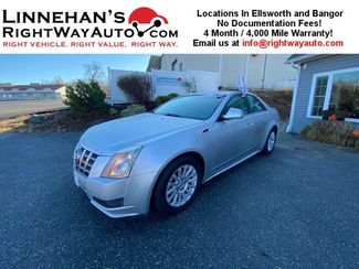 2012 Cadillac CTS Sedan 3.0 in Bangor, ME 04401
