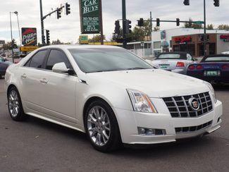 2012 Cadillac CTS Sedan Premium Englewood, CO 2