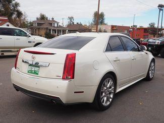 2012 Cadillac CTS Sedan Premium Englewood, CO 5