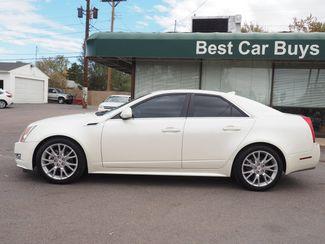 2012 Cadillac CTS Sedan Premium Englewood, CO 8