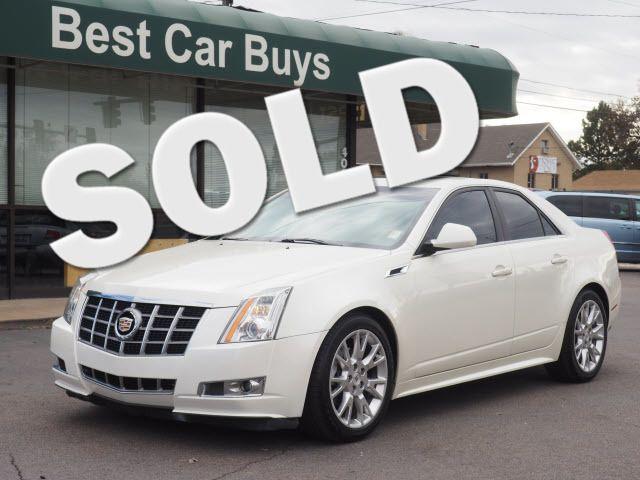 2012 Cadillac CTS Sedan Premium Englewood, CO