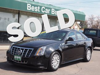 2012 Cadillac CTS Sedan Luxury Englewood, CO