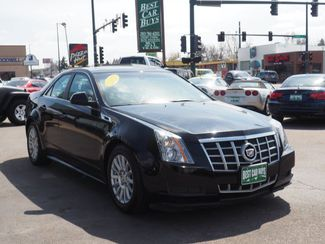 2012 Cadillac CTS Sedan Luxury Englewood, CO 2