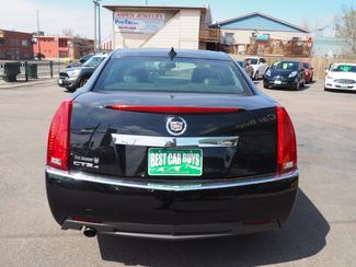 2012 Cadillac CTS Sedan Luxury Englewood, CO 6