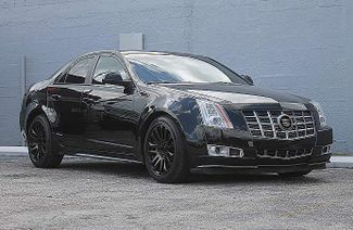 2012 Cadillac CTS Sedan Performance Hollywood, Florida 1