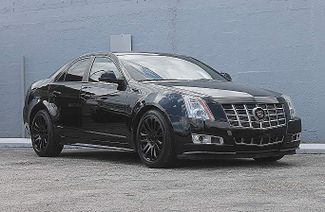 2012 Cadillac CTS Sedan Performance Hollywood, Florida 23