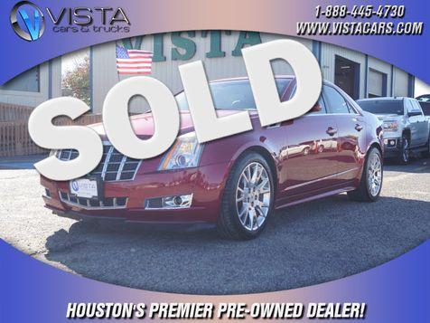 2012 Cadillac CTS Sedan Premium in Houston, Texas