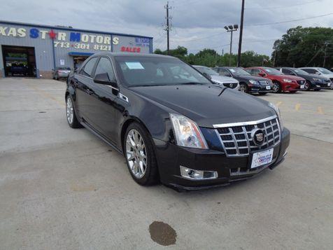 2012 Cadillac CTS Sedan Premium in Houston