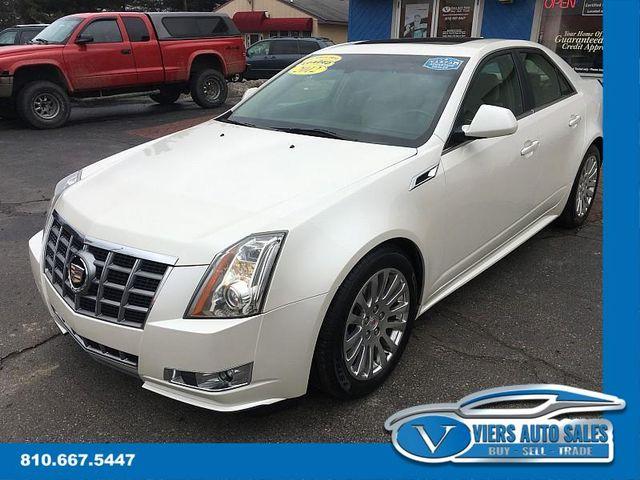 2012 Cadillac CTS Sedan Premium AWD