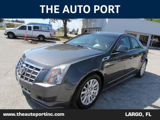 2012 Cadillac CTS Sedan Luxury