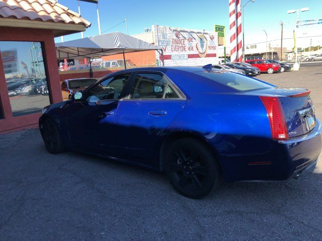 2012 Cadillac CTS Sedan Luxury CAR PROS AUTO CENTER (702) 405-9905 Las Vegas, Nevada 3
