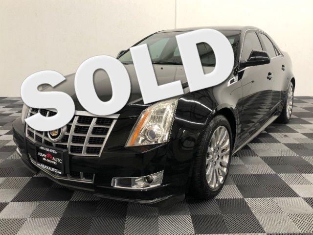 2012 Cadillac CTS Sedan Premium LINDON, UT