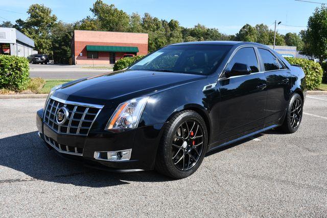 2012 Cadillac CTS Sedan Performance