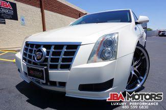 2012 Cadillac CTS Sedan Luxury Collection ~ ONLY 40k Miles ~ Diamond White   MESA, AZ   JBA MOTORS in Mesa AZ