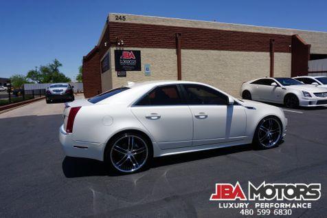 2012 Cadillac CTS Sedan Luxury Collection ~ ONLY 40k Miles ~ Diamond White | MESA, AZ | JBA MOTORS in MESA, AZ