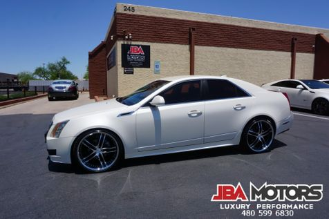 2012 Cadillac CTS Sedan Luxury Collection ~ ONLY 41k Miles ~ Diamond White | MESA, AZ | JBA MOTORS in MESA, AZ