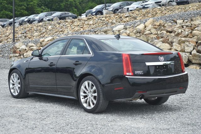 2012 Cadillac CTS Sedan Naugatuck, Connecticut 2