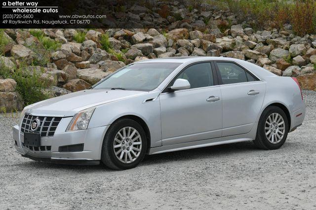 2012 Cadillac CTS Sedan Luxury AWD Naugatuck, Connecticut