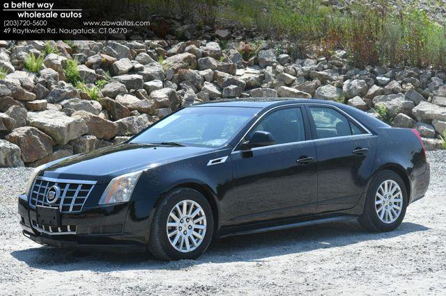 2012 Cadillac CTS Sedan Luxury Naugatuck, Connecticut