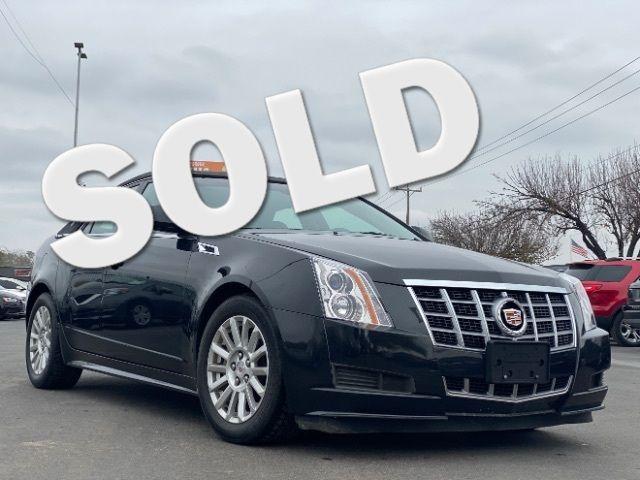 2012 Cadillac CTS Sedan Luxury in San Antonio, TX 78233