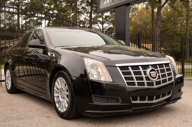 2012 Cadillac CTS Sedan Luxury   Texas  EURO 2 MOTORS  in , Texas