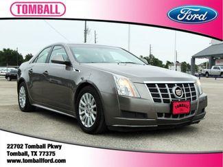 2012 Cadillac CTS Sedan Luxury in Tomball, TX 77375