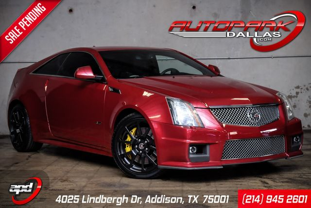 2012 Cadillac CTS-V in Addison, TX 75001