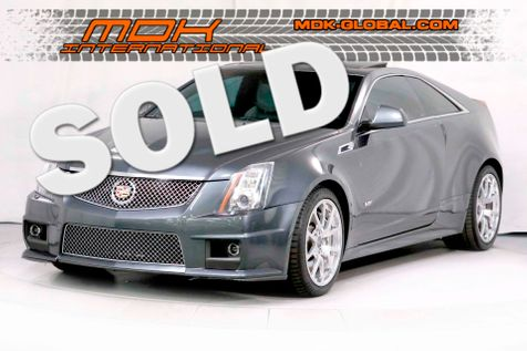 2012 Cadillac CTS-V  in Los Angeles