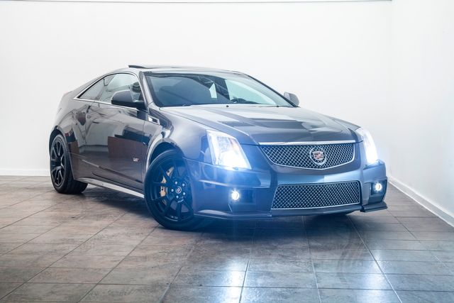 2012 Cadillac CTS-V Coupe in Addison, TX 75001