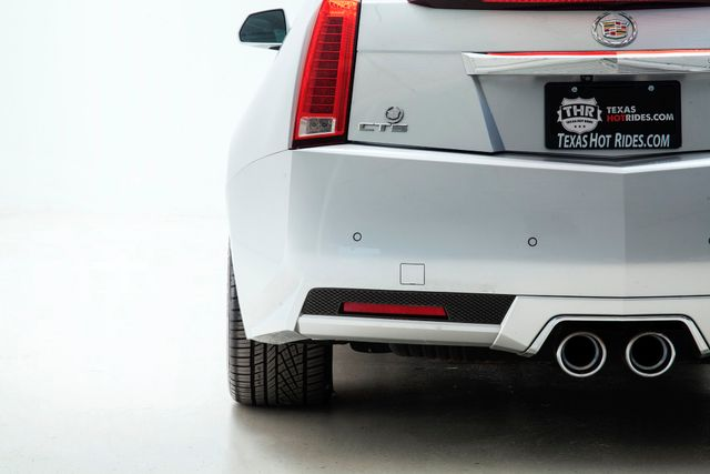 2012 Cadillac CTS-V Coupe in TX, 75006