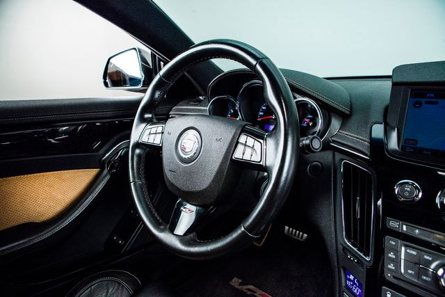 2012 Cadillac CTS-V Coupe With Many Upgrades in Carrollton, TX 75006
