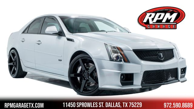2012 Cadillac CTS-V Heads/Cams with Many Upgrades
