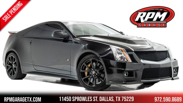 2012 Cadillac CTS-V Black Diamond with Many Upgrades in Dallas, TX 75229