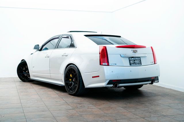 2012 Cadillac CTS-V Sedan With Upgrades in Addison, TX 75001