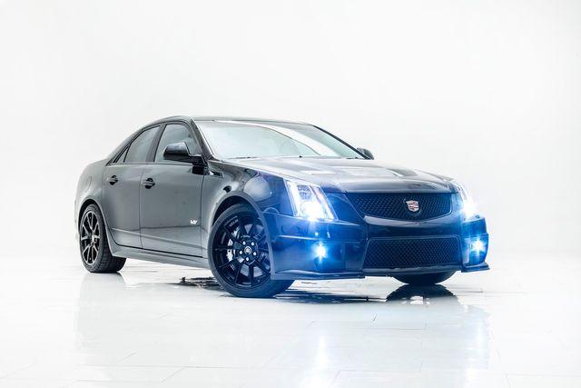 2012 Cadillac CTS-V Sedan Cammed With Many Upgrades in , TX 75006